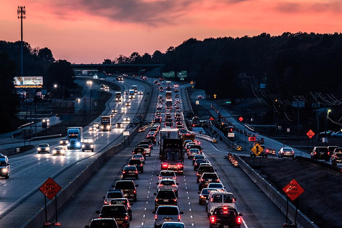Good Roads I-30 Little Rock