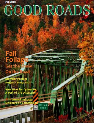 Good Roads Magazine - Fall 2018