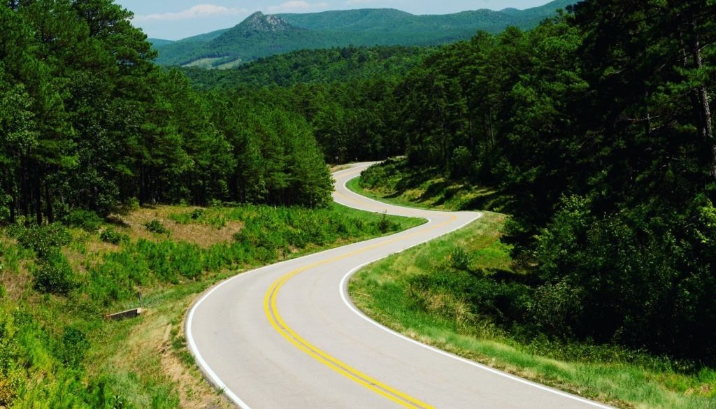 Arkansas Good Roads Highway 7