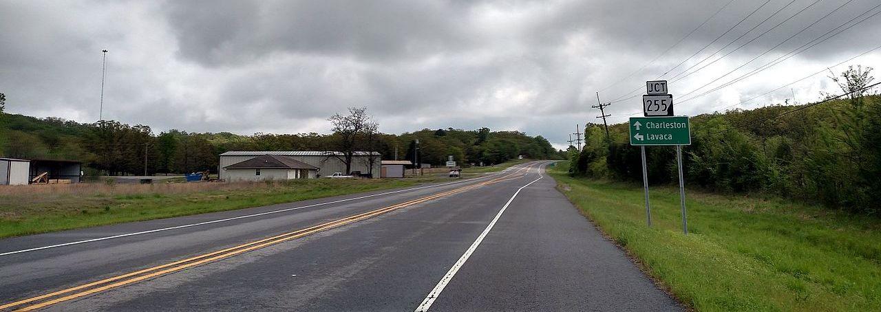 Good Roads Highway 22 in Barling