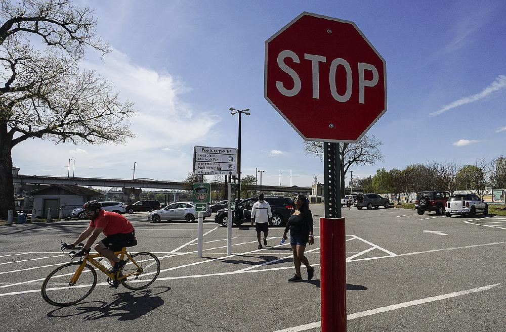bicycle stop